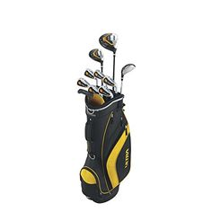 Wilson Men's Ultra Complete Package Golf Set, Right Hand, Standard