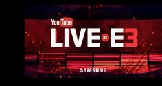 YouTube Live at E3 2016 - 12 Hours of E3 Live Now! E3 2016, Youtube Live, Live In The Now, Archive, Watercolors, Website, Watercolor Paintings, Water Colors
