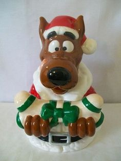 Scooby Doo Cookie Jar made for the Warner Brothers Studio Store: