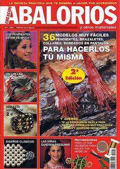 Crea con Abalorios Nº1/2002 - Paz Salvatierra - Picasa Web Albums