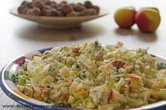 De keuken van Martine: Salade van spitskool