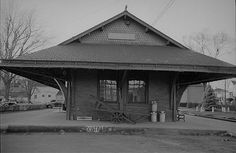 Old train station   Freehold, New Jersey