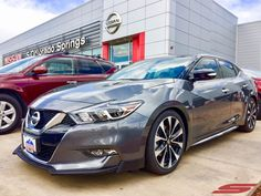 Colorado Springs, Nissan Maxima 2017, New Nissan, Jdm Cars, Bugatti Veyron, Vroom Vroom, Used Cars, Cars For Sale, Diffuser
