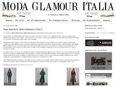 #OpificioModenese: grazie di cuore a #ModaGlamourItalia!