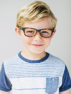 Flexible, foldable and non-breakable frame for your little one   #glasses #kids