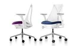 Sayl Chairs. Atractivo diseño, soporte saludable y excepcional valor son siempre atractivos! # Mober