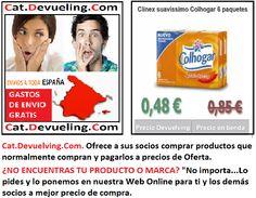 Devuelving Tienda Online y Comercio por Internet: Clinex suavissimo Colhogar 6 paquetes. Devuelving ...