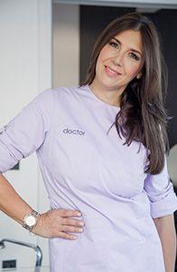 Dr Knego je znana strokovnjakinja za preobrazbo zob in nasmeha, danes pa vam lahko v svoji zagrebški zobozdravstveni ordinaciji DENTAL ESTETIC STUDIO pokaže na stotine primerov odprave estetskih in funkcionalnih nepravilnosti pred zdravljenjem in po njem. ZDRAVNIKOV SMISEL ZA LEPOTO je v estetskem zobozdravstvu izjemno pomemben.   http://www.zobozdravnik-hrvaska-knego.si/estetsko-zobozdravstvo-zagreb.html