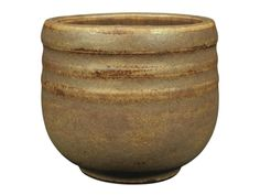 AMACO Potter's Choice commercial glaze. PC-61 Textured Amber.