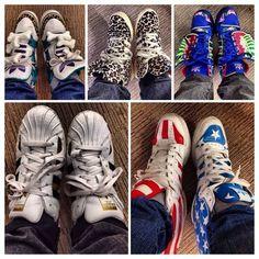 half off 912c1 53b68 My addiction , Jeremy Scott x adidas
