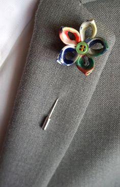 Knighthood Grey Metalic World War Plane Shirt Stud Grey Lapel Pin Badge Coat Suit Jacket Wedding Gift Party Shirt Collar Accessories Brooch for Men