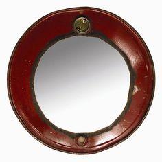 Groovystuff Moonshine Steam Punk Barrel Mirror