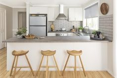 Check out the latest kitchen design trends and inspiration, made possible and affordable for everyday Australians.