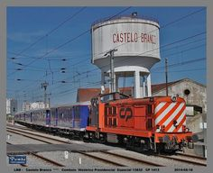 Bonde, Train Art, Spain And Portugal, Bahn, Locomotive, Locs, Trains, Old Things, Europe