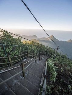 Adam's Peak: Trekking Sri Lanka's most sacred mountain Adam's Peak: Trekking Sri Lanka's most sacred mountain – Asia – Travel – The Independent Places Around The World, Travel Around The World, Around The Worlds, Places To Travel, Places To See, Travel Destinations, Vacation Travel, Travel Tips, Trekking