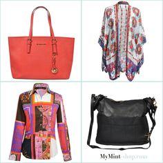 FRIDAY´S NEW ARRIVALS! #MichaelKors #AnnaSui #Etro #Marni #Vintage #Designer #Onlineshop #Secondhand #Fashion #MyMint