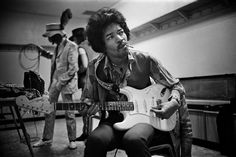 Jimi, the man on the guitar! Can't be beat and is second to none!