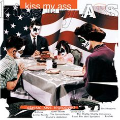 Kiss My Ass: Classic Kiss Regrooved by Various Artists (CD, Mercury) for sale online Rock Music, My Music, Garth Brooks Songs, Toad The Wet Sprocket, Dinosaur Jr, Acid Jazz, Cool Album Covers, Kiss Band, Music Library