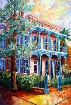 """New Orleans Garden District"""