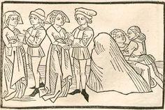 Vintler, Hans: Das buoch der tugend Augsburg, 1486 Ink V-219 - GW M50692 Folio 254