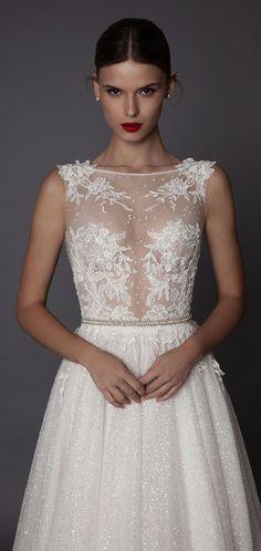 Muse by Berta Wedding Dress - AURELIA (4) - Belle The Magazine