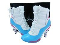 c696d966eb5d Cheap Girls Nike Air Jordan 11 High Heels White BabyBlue Female Shoes  Outlet - Click Image to Close