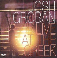 N2U Josh Groban - Live At The Greek, Black
