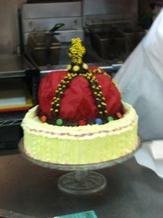 Cake/Torte for the prince and princess