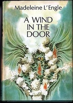 Madeline L'Engle's time trilogy: a wind in the door, a wrinkle in time, a swiftly tilting planet....colleague to CS Lewis & JRR Tolkein