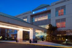 Wyndham Hamilton Park Hotel Conference Center Florham New Jersey Nestled On 13 Aces Of Woodlands In S Scenic Morris County