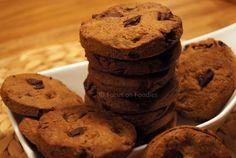 Chocolate chip Cookies zonder suiker
