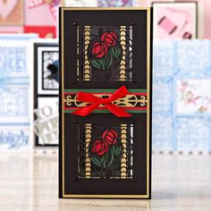 Patchwork Cards, Tonic Cards, Embossing Folder, Card Ideas, Projects To Try, Campaign, Card Making, Content, Tv