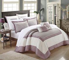 Chic Home Ballroom 7 Piece Comforter Set | AllModern