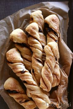 cinnamon raisin twists