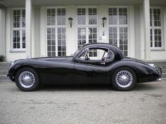 E-Type Center - 1953 Jaguar XK120 FHC SE