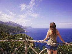 Una isla un mirador y momentos felices por vivir... #mallorca #tramontana #mallorcamola