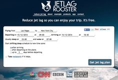 Jet Lag Rooster | 16 Useful Travel Websites You Probably Didn't Know About