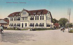 Tempo Doeloe #78 - Semarang, Kantin Militer, 1918.
