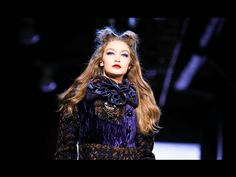 Anna Sui | Fall Winter 2017/2018 Full Fashion Show | Exclusive - YouTube