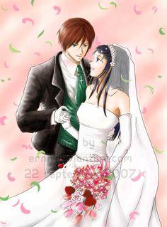 happy sweet wedding 1 by ernn on DeviantArt