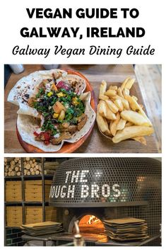 A vegan Galway restaurant and dining guide for travelers and locals. There are lots of restaurants serving up yummy plant-based meals in Galway, Ireland. Ireland Food, Ireland Travel, Ireland Vacation, Dublin Ireland, Ireland Hotels, Cork Ireland, Best Dishes, International Recipes, Plant Based Recipes