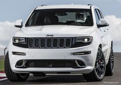 WK2Jeeps.com - 2011-2016 Jeep Grand Cherokee menu page