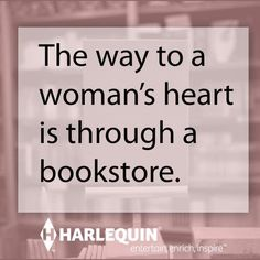 Works for me. Except for the fact I don't like romance books and Harlequin is a romance publisher.