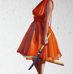 Orange by Kelly Reemtsen