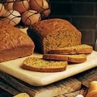 Pumpkin Zucchini Bread Recipe - I'm making these as muffins.   Adding whole can of pumpkin, double zucchini, half sugar, and ww flour instead of white. I also did half the butter, and added a couple tbsp of flax seed and water and used pecans instead of walnuts. 350 for about 20 minutes