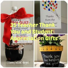 """Any parent or grandparent knows that their child's teacher is special. Teachers work hard and often not just during school hours. They create lesson plans, grade papers and take courses to learn materials to teach their students. So it is great to say """"Thank You"""" to your child's hard working teacher. Most give their child's …"""