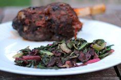 Sauteed swiss chard, Swiss chard recipes and Chard recipes on ...