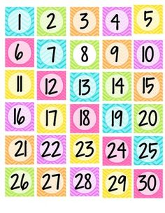 **This is part of the Neon Chevron Classroom Theme** Use these with the Neon Chevron Calendar Blank! Put magnets on the back of them and then hang. Preschool Classroom Themes, Owl Theme Classroom, Preschool Learning, Kindergarten Activities, Weather Activities, Preschool Printables, Classroom Setup, Preschool Ideas, Learning Activities