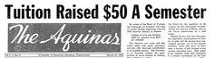 The Aquinas - March 22, 1963