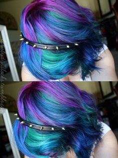 Shop Hair color on http://www.blue-raven.com/boutique/43-colorations ! #Coloration #Cheveux #Gothique